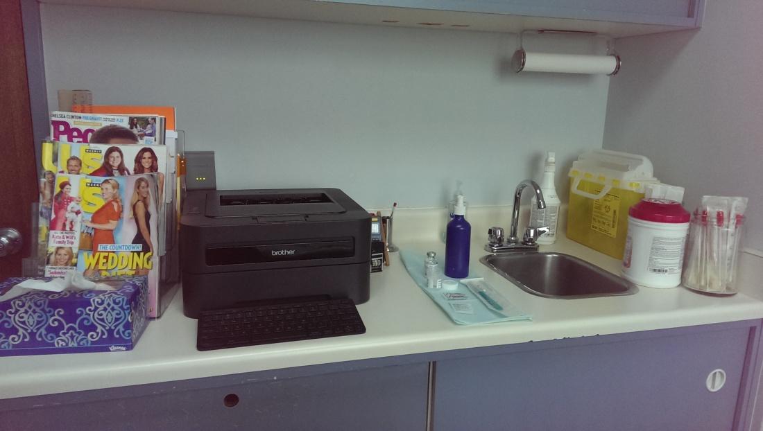 Biopsy preperation